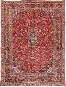 Mashad Rug 285X385 Authentic  Oriental Handknotted Dark Red/Dark Brown Large (Wool, Persia/Iran)