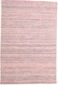 Alva - Pink/White Rug 160X230 Authentic  Modern Handwoven Light Pink/Light Purple (Wool, India)