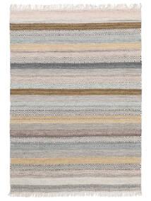 Ester Rug 160X230 Authentic  Modern Handwoven Light Grey/Beige (Wool, India)