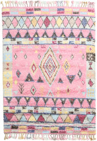 Fanny Rug 160X230 Authentic  Modern Handknotted Light Pink/Light Grey (Wool, India)