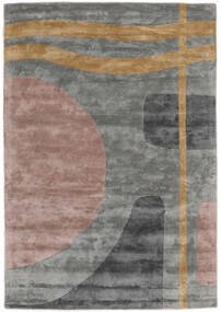 Urban Lake - 2018 Rug 200X300 Modern Brown/Dark Grey ( India)