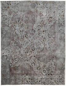Vintage Heritage Rug 275X360 Authentic  Modern Handknotted Light Grey/Dark Grey Large (Wool, Persia/Iran)