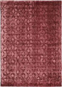 Diamond - Burgundy Rug 140X200 Modern Dark Red/Purple ( India)