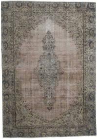 Vintage Heritage Rug 241X349 Authentic  Modern Handknotted Dark Grey/Light Grey (Wool, Persia/Iran)