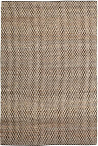 Siri Jute - Natural/Black Rug 200X300 Authentic Modern Handwoven Light Grey/Beige ( India)