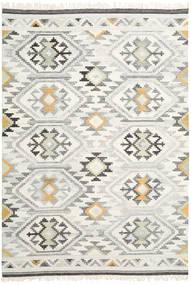Mirzapur Rug 240X340 Authentic  Modern Handwoven Dark Beige/Beige (Wool, India)