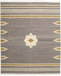 Tribal - Grey Rug 250X300 Authentic  Modern Handwoven Light Grey/Beige Large (Wool, India)