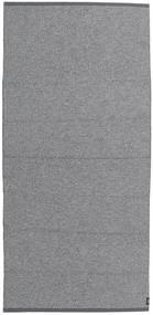 Outdoor Rug Lyster - Dark Grey Rug 80X200 Modern Hallway Runner Light Grey/Dark Grey ( Sweden)