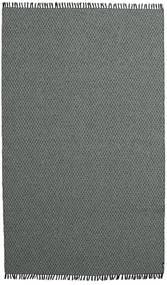 Comfort - Green Rug 150X250 Modern Dark Grey/Dark Blue ( Sweden)