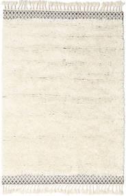 Dixon Rug 140X200 Authentic  Modern Handwoven Beige/White/Creme (Wool, India)