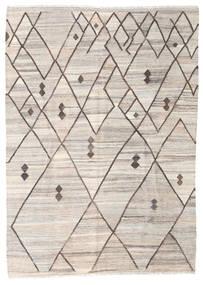 Kilim Ariana Rug 176X244 Authentic  Modern Handwoven Light Grey/Beige (Wool, Afghanistan)