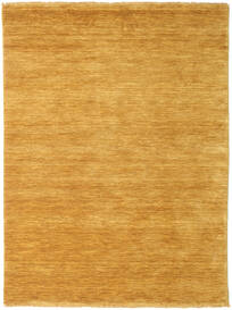 Handloom Fringes - Yellow Rug 100X160 Modern Light Brown/Yellow (Wool, India)