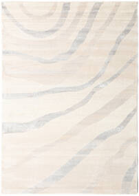 Wavy - Beige/Grey Rug 100X160 Modern Beige/Light Grey ( Turkey)