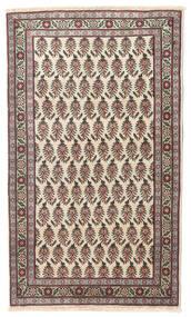 Tabriz Patina Rug 80X137 Authentic Oriental Handknotted Beige/Dark Grey (Wool, Persia/Iran)