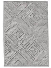Tuscany - Grey Rug 100X160 Modern Light Grey/Dark Grey ( Turkey)