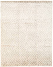 Grace Rug 250X300 Authentic  Modern Handknotted Beige/Light Grey Large ( India)