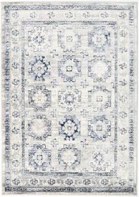 Menara Everyday - Grey/Blue Rug 160X230 Modern Light Grey/White/Creme ( Turkey)