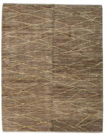 Loribaft Persia Rug 152X192 Authentic  Modern Handknotted Light Brown/Brown/Light Grey (Wool, Persia/Iran)