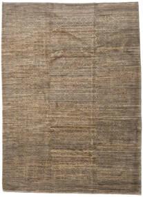 Loribaft Persia Rug 215X294 Authentic Modern Handknotted Light Brown/Light Grey (Wool, Persia/Iran)