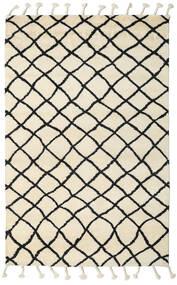 Atlas Berber Rug 240X300 Authentic  Modern Handknotted Beige/Black (Wool, India)