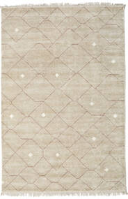 Beni - Beige/Brown Rug 250X300 Authentic  Modern Handknotted Light Grey Large ( India)