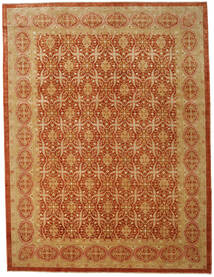 Afghan Exclusive Rug 280X367 Authentic Modern Handknotted Brown/Light Brown Large (Wool, Afghanistan)