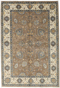 Ziegler Ariana Rug 167X247 Authentic  Oriental Handknotted Light Grey/Light Brown (Wool, Afghanistan)