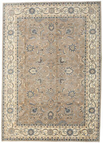 Ziegler Ariana Rug 252X353 Authentic  Oriental Handknotted Light Grey/Beige Large (Wool, Afghanistan)