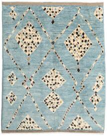Barchi/Moroccan Berber - Pakistan Rug 179X221 Authentic  Modern Handknotted Light Blue/Beige (Wool, Pakistan)