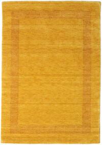 Handloom Gabba - Gold Rug 140X200 Modern Orange/Yellow (Wool, India)