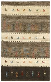 Gabbeh Persia Rug 120X201 Authentic  Modern Handknotted Beige/Light Brown (Wool, Persia/Iran)