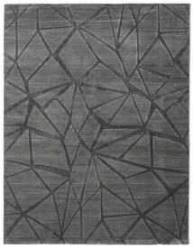 Patio - Grey Rug 200X250 Modern Dark Grey/Dark Brown ( Turkey)