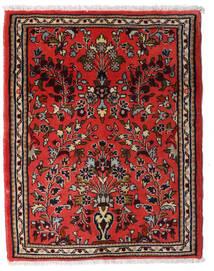 Sarouk Rug 65X81 Authentic  Oriental Handknotted Dark Red/Rust Red (Wool, Persia/Iran)