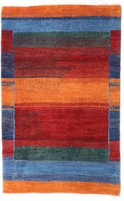 Loribaft Persia Rug 83X130 Authentic  Modern Handknotted Dark Red/Orange (Wool, Persia/Iran)