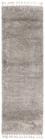 Boho - Taupe Rug 80X250 Modern Hallway Runner  Light Grey ( Turkey)