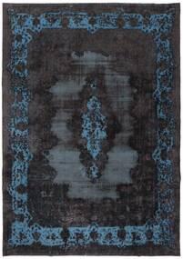 Vintage Heritage Rug 275X388 Authentic  Modern Handknotted Dark Grey/Dark Blue Large (Wool, Persia/Iran)