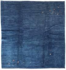 Gabbeh Kashkooli Rug 206X209 Authentic Modern Handknotted Square Dark Blue/Blue (Wool, Persia/Iran)