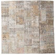 Patchwork - Persien/Iran Rug 250X253 Authentic  Modern Handknotted Square Light Grey Large (Wool, Persia/Iran)
