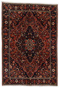 Bakhtiari Rug 210X307 Authentic  Oriental Handknotted Dark Brown/Dark Red (Wool, Persia/Iran)