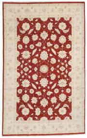Ziegler Ariana Rug 172X280 Authentic  Oriental Handknotted Beige/Dark Red/Light Grey (Wool, Afghanistan)