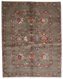 Mirage Rug 156X197 Authentic  Modern Handknotted Dark Grey/Light Brown/Light Grey (Wool, Afghanistan)