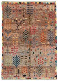 Moroccan Berber - Afghanistan Rug 172X238 Authentic  Modern Handknotted Brown/Dark Brown (Wool, Afghanistan)