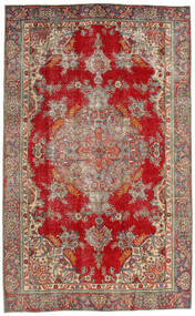 Vintage Heritage Rug 185X298 Authentic  Modern Handknotted Rust Red/Dark Red (Wool, Persia/Iran)