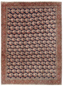 Bidjar Rug 254X343 Authentic  Oriental Handknotted Dark Red/Brown Large (Wool, Persia/Iran)