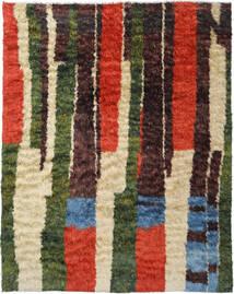 Moroccan Berber - Afghanistan Rug 235X296 Authentic  Modern Handknotted Black/Dark Brown (Wool, Afghanistan)