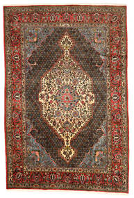 Bakhtiari Collectible Rug 200X300 Authentic  Oriental Handknotted Dark Brown/Light Brown (Wool, Persia/Iran)
