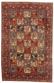 Bakhtiari Collectible Rug 200X313 Authentic  Oriental Handknotted Dark Grey/Dark Brown (Wool, Persia/Iran)