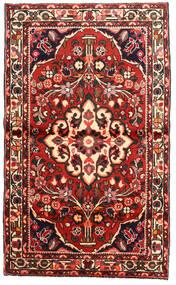 Rudbar Rug 97X162 Authentic  Oriental Handknotted Dark Brown/Dark Red (Wool, Persia/Iran)