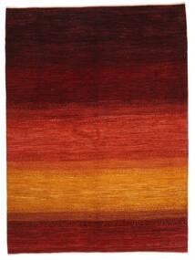 Gabbeh Persia Rug 147X199 Authentic  Modern Handknotted Rust Red/Crimson Red/Dark Brown (Wool, Persia/Iran)