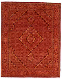 Gabbeh Loribaft Rug 155X195 Authentic  Modern Handknotted Rust Red/Dark Red (Wool, India)